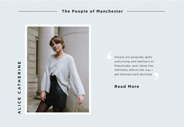 Manchester Blogger, Alice Catherine