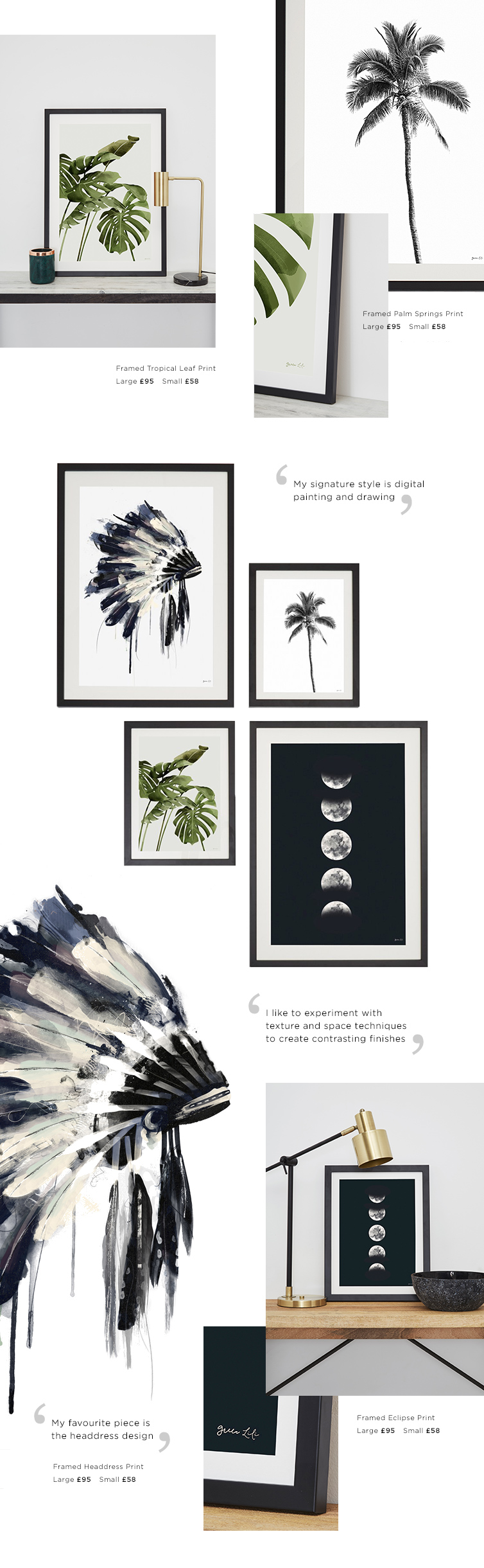 Wall Art & Framed Prints