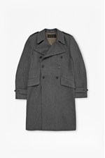 Looks Great With Cavalry Wool Coat