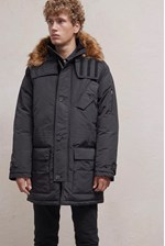 Looks Great With Perkins Parka Coat