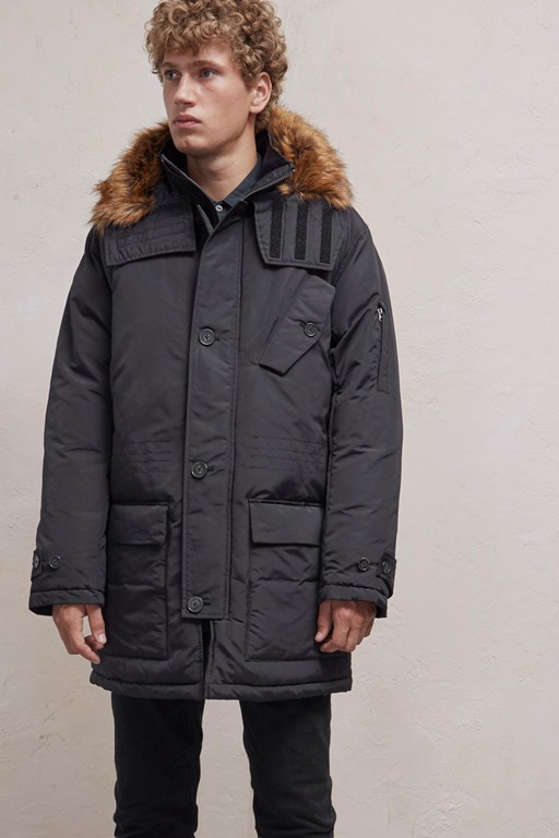 Complete the Look Perkins Parka Coat