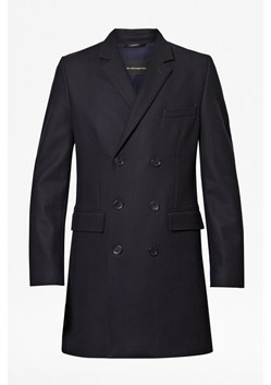 Formal Melton Tailored Coat