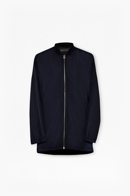 Long Line Bomber Jacket