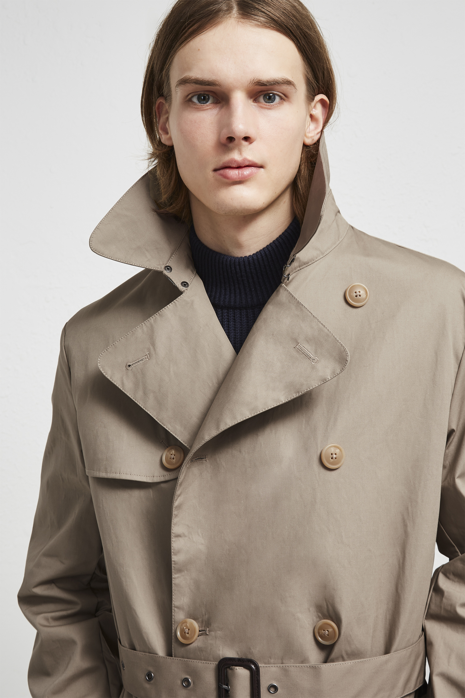 24f827f5e Trench Trench Coat Beige Canada Tradingbasis Mens wOS1F8xnq