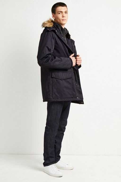 Complete the Look Bystander Parka
