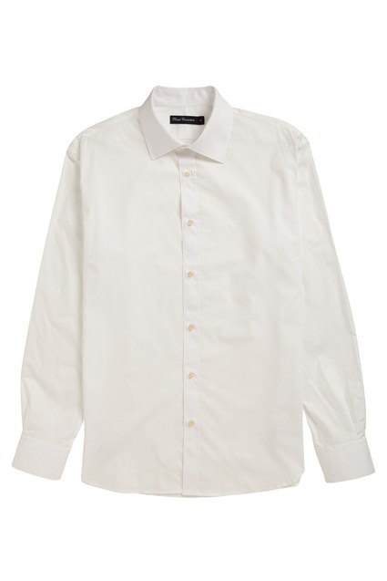 Formal Cut Shirt White