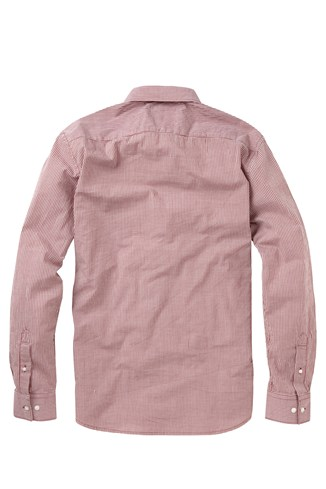 Washed Cotton Shirt