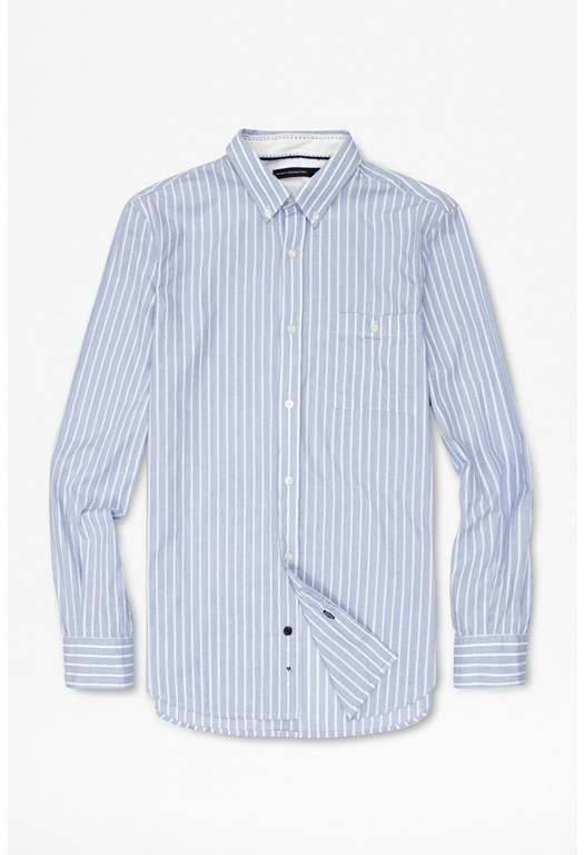 Uni Broad Striped Lifeline Shirt