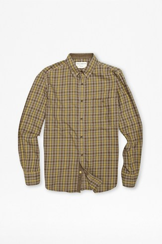 B-52 Checked Shirt