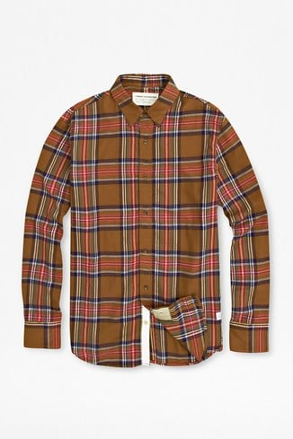 Konrad Checked Shirt