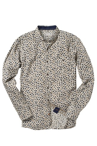 Csi Printed Shirt