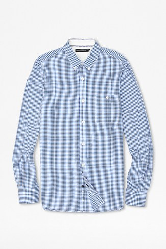 University Gingham Lifeline Shirt
