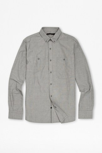 Cornell Engineered Chambray Shirt