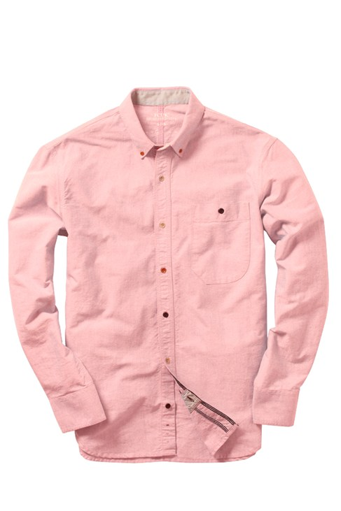 Sluicing Oxford Shirt