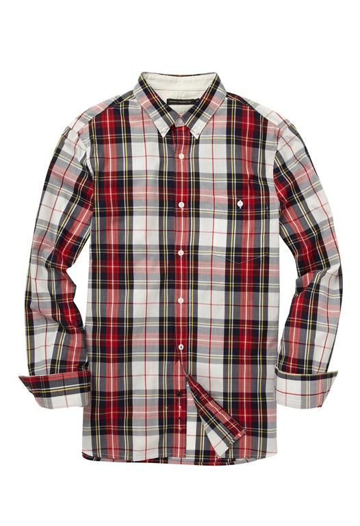 Princeton Cotton Shirt