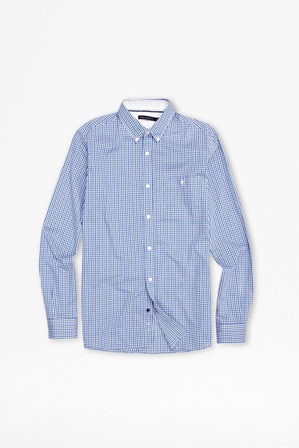 University Cotton Shirt