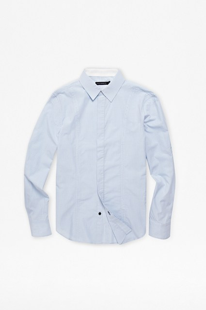 Gingham Varinia Cotton Shirt