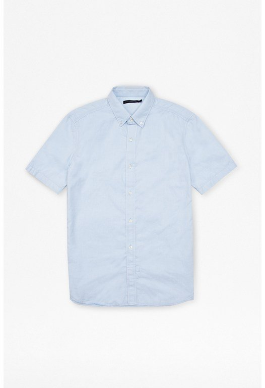 Oxford Lightweight Short Sleeved Shirt
