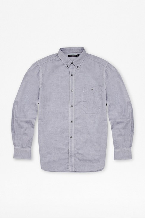 Oxford Lightweight Long Sleeved Shirt