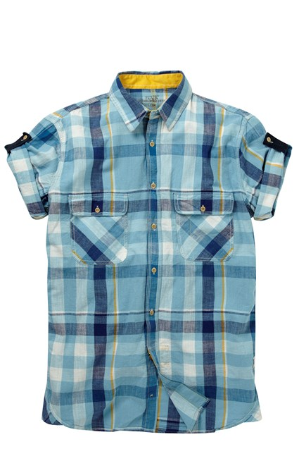 Munich Check Shirt