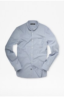 Blues Blue Shirt