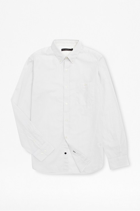 Titanium Graph Check Shirt