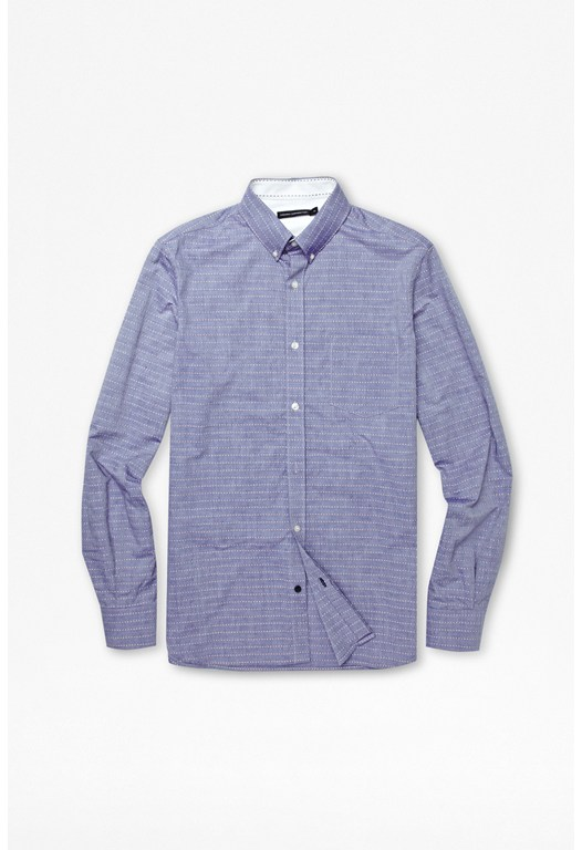 Folklore Stripe Shirt
