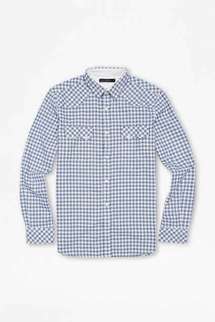 Tinker Gingham Shirt
