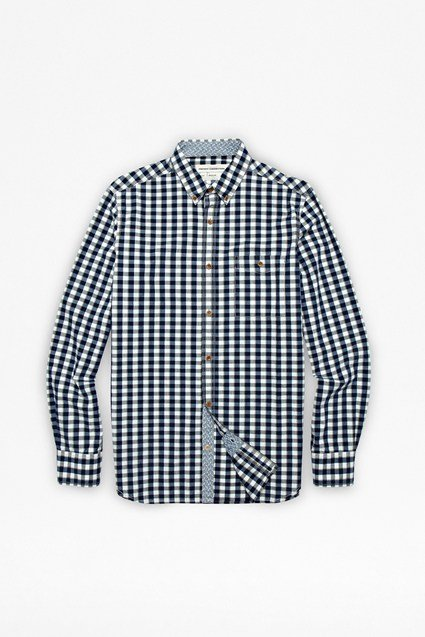 Abendigo Check Cotton Shirt