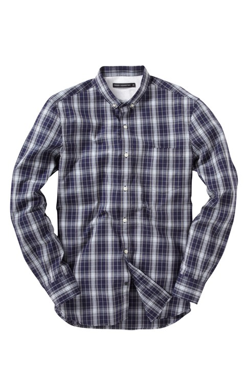 Landlubber Check Shirt