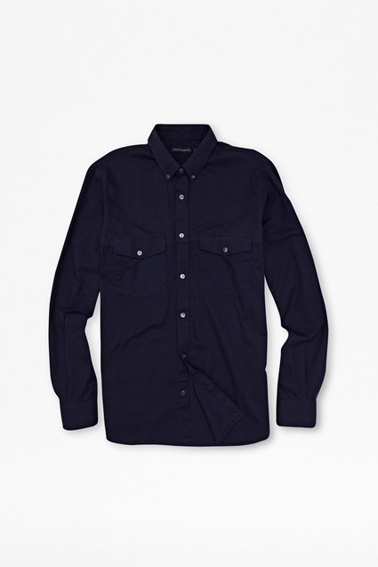 Pluto Cotton Shirt