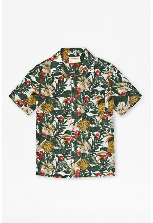 Hawaiian Printed Shirt