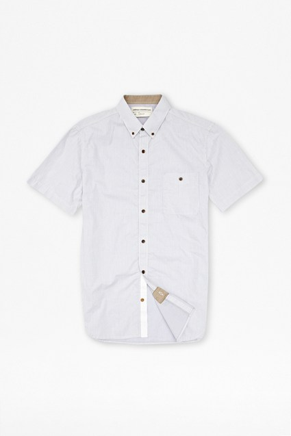 Reverse Stripe Shirt