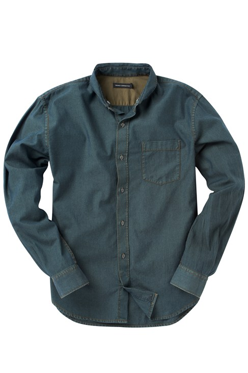 Gandy Dancer Denim Shirt