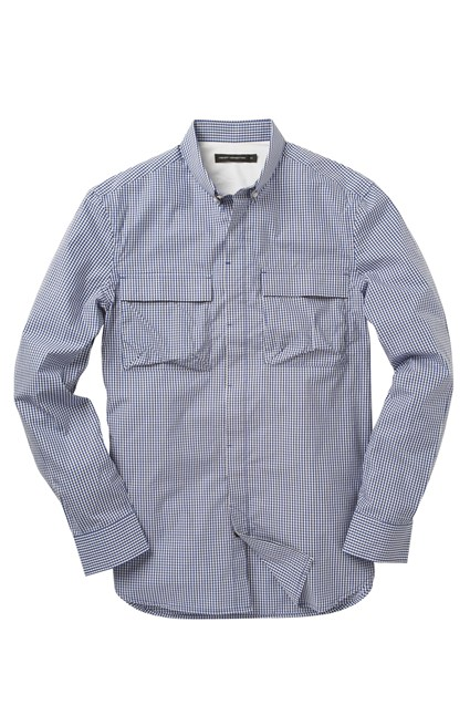 Crows Nest Gingham Shirt