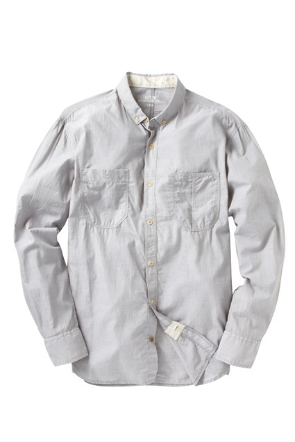 Chambray Voile Shirt