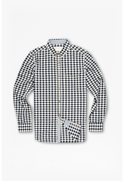 Abendingo Checked Shirt
