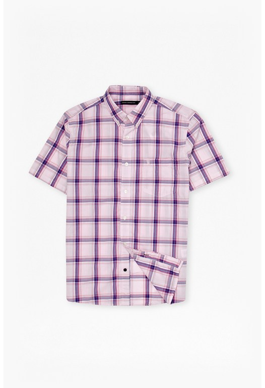Candy Soft Checked Shirt