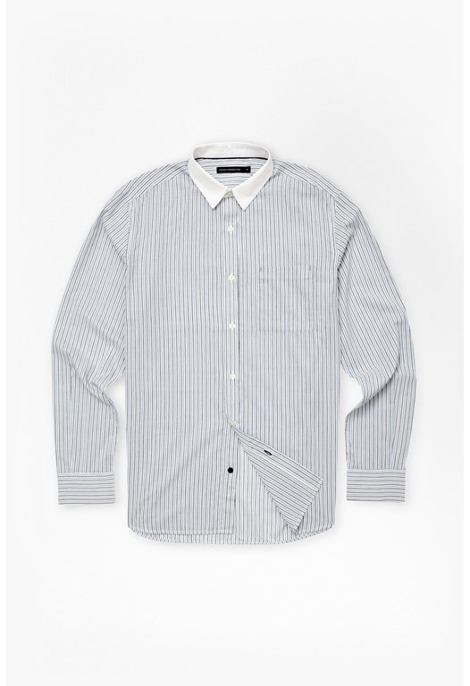 Classic Connery Striped Shirt