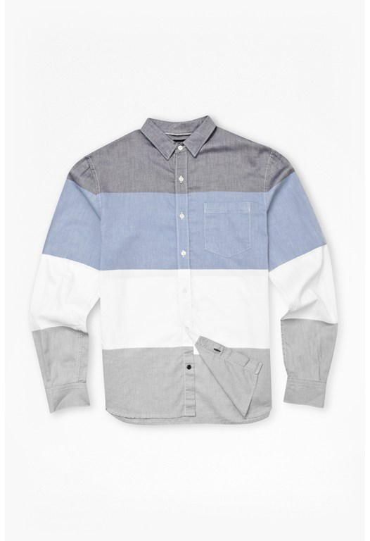 Girodet Oxford Stripe Shirt
