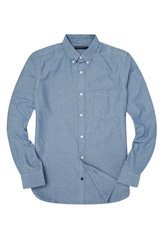 Summer Oxford Chambray Shirt