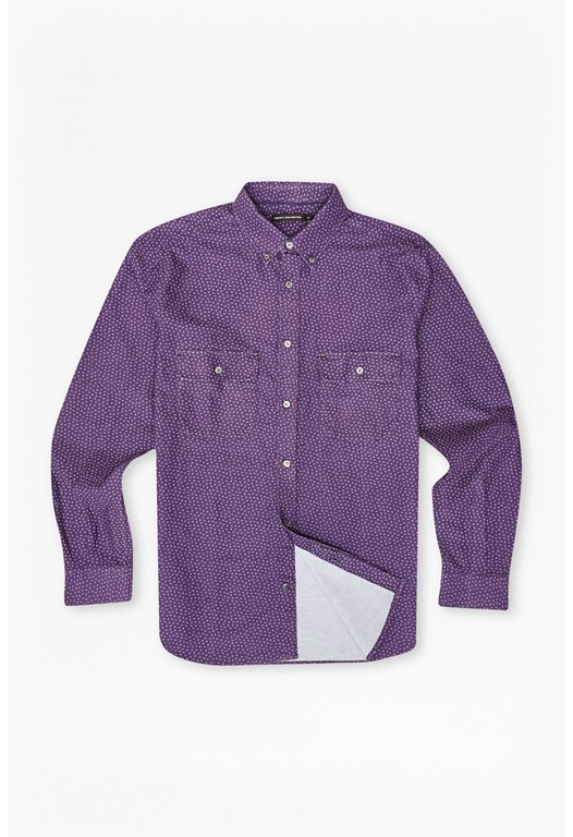 On The Road Oxford Shirt