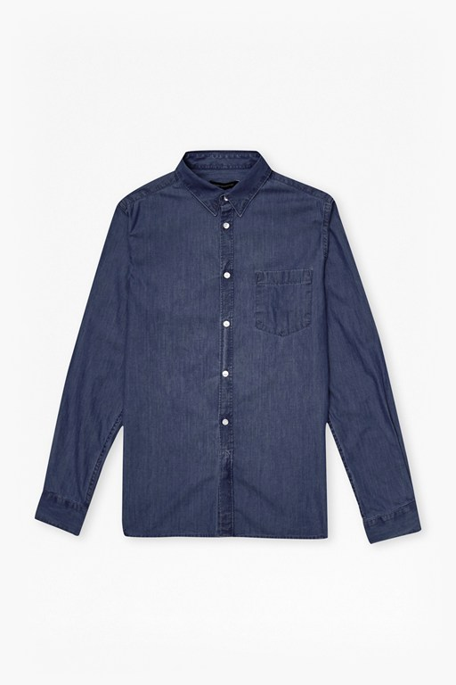 Flaxman Denim Shirt