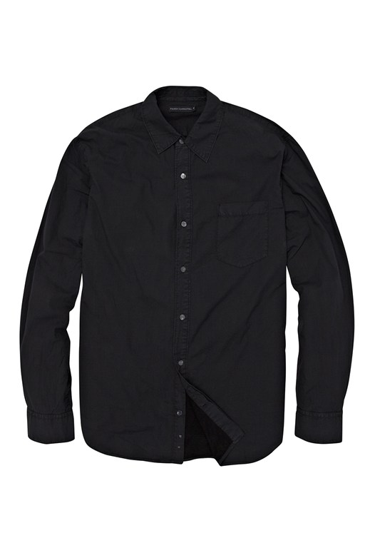 Lined Shirting Shirt