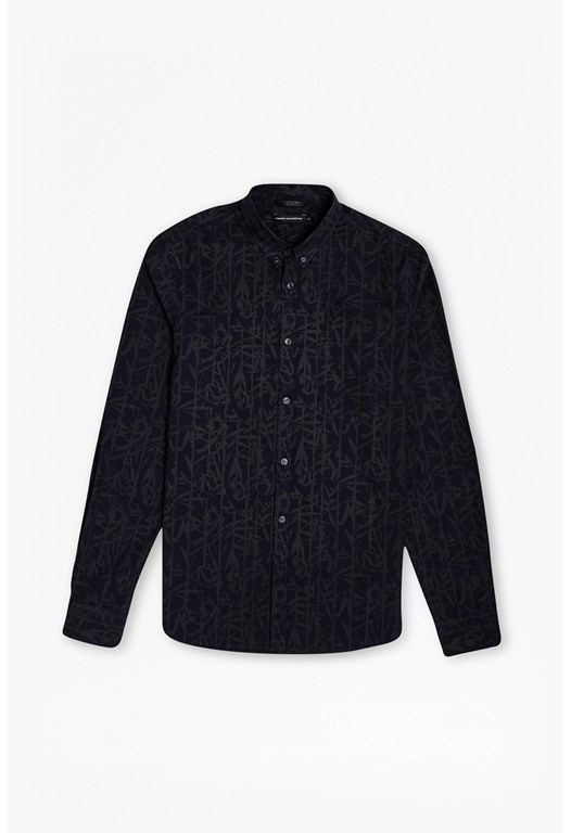 Bamboo Cotton Brosnan Shirt