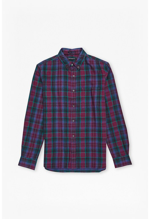 Double Ridge Flannel Shirt