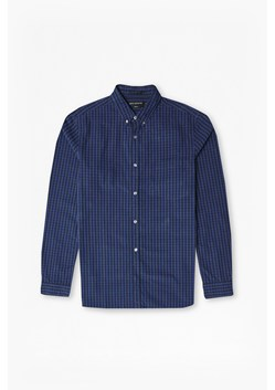 Gingham Brushed Cotton Shirt