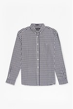 Looks Great With Flannel Herringbone Gingham Shirt