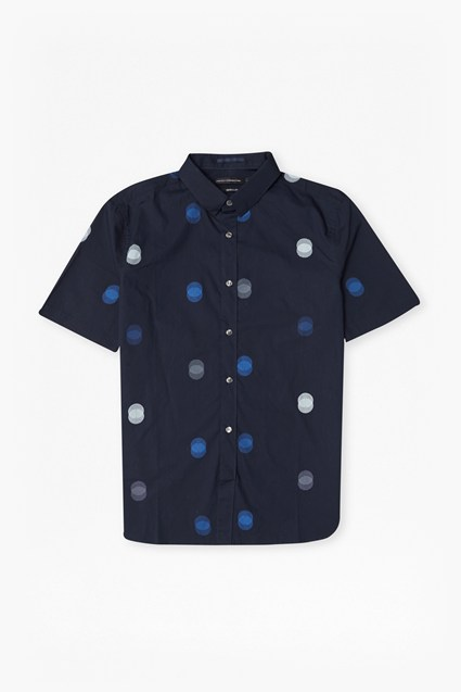 Titan Dot Short Sleeve Shirt
