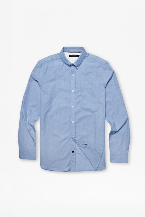 Scream Stretch Chambray Shirt
